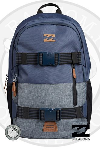 Billabong Command Skate Pack Dark Slate HTR