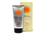 Солнцезащитный крем 3W Clinic Intensive UV Sun Block Cream SPF 50+ PA+++