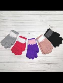 Перчатки для девочки (Артикул 6603)