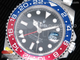 GMT Master II 116719 BLRO GM Maker 904L Steel Edition Blue Dial