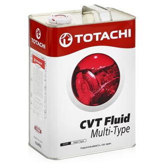 TOTACHI ATF CVT MULTI-TYPE 4л