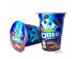 Печенье Oreo mini chocolate, в стакане, 67 гр.