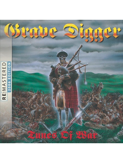 Grave Digger - Tunes Of War CD