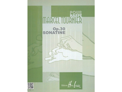 Tournier Sonatine op.30 for Harp