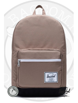 Herschel Pop Quiz Pine Bark/Black