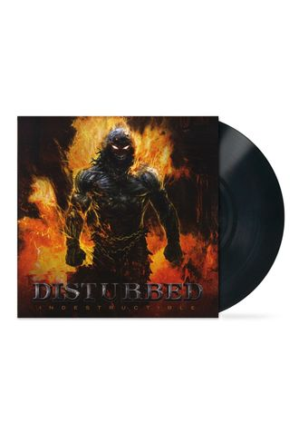 Disturbed - Indestructible LP