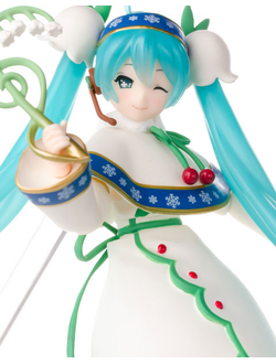 Фигурка Hatsune Miku 2015 фигма (Winter by figma)