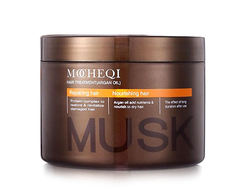 Маска для волос Mocheqi Musk Nutrient Moisturizing Hair Treatment, 500 мл.