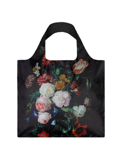 Сумка LOQI MUSEUM Collection - Jan Davidsz de Heem Still Life with Flowers in a Glass Vase Tote Bag