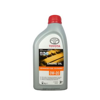 Масло моторное TOYOTA Engine Oil SN 0W20 1л