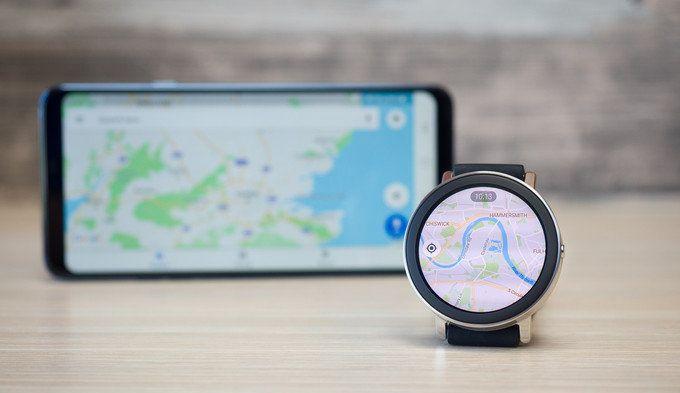 Как пользоваться Google Maps на смарт-часах Wear OS