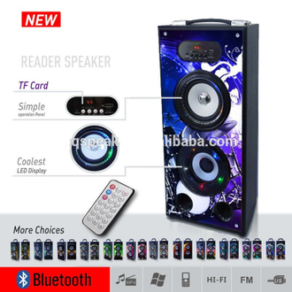 Магнитола MP3 Reader Speaker KBQ-164 Bluetooth