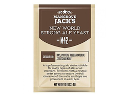 "Дрожжи ""Mangrove Jacks"" New World Strong Ale M42, 10 гр."