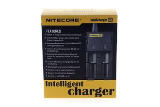 Nitecore Intellicharge i2