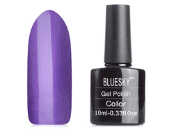 Гель-лак Shellac Bluesky №80551/09945 Grape Gum, 10мл.