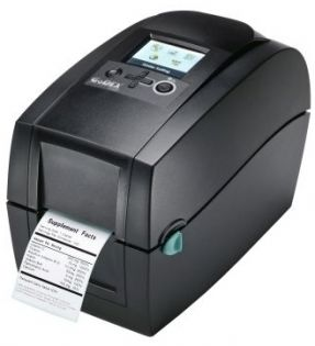 Принтер этикеток GODEX RT230i (Ethernet/RS232/USB) 300DPI