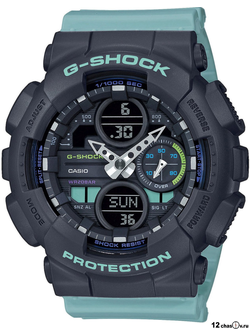 Часы Casio G-Shock GMA-S140-2AER