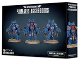 Warhammer: Space Marines Primaris Aggressors