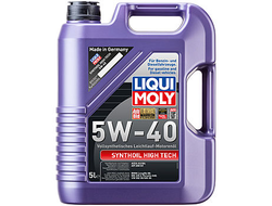 Масло моторное LIQUI MOLY Synthoil High Tech 5W-40 5л 1925