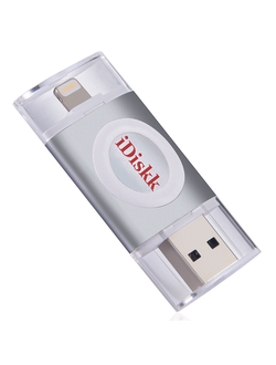 IDiskk 128GB для Iphone/PC