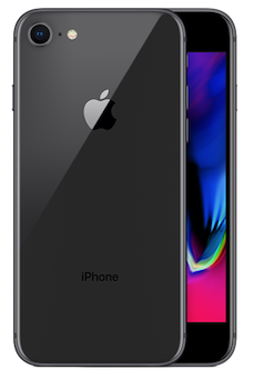 Apple iPhone 8 64gb Space Gray - A1905