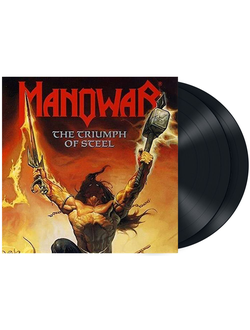 Manowar - The Triumph Of Steel 2- LP