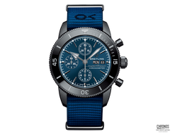 Superocean HERITAGE II Chronographe 44 Outerknow M133132A1C1W1