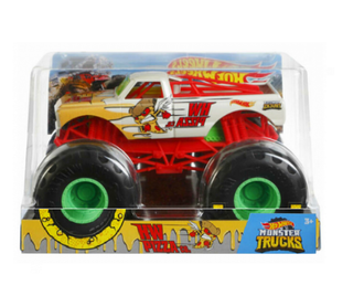 Джип HOT WHEELS Монстр трак HW Pizza FYJ83
