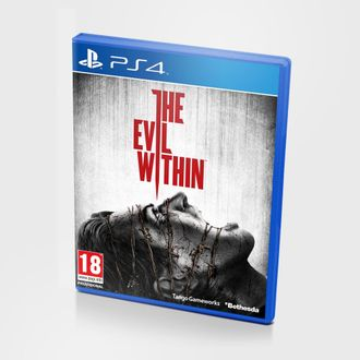 Игра для ps4 Evil within