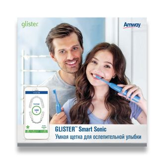 Брошюра Glister Smart Toothbrush