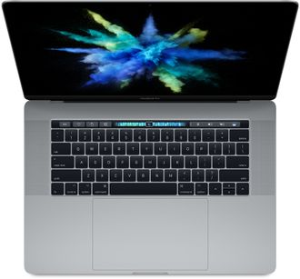 Apple MacBook Pro 15 Retina Touch Bar MPTW2 Space Gray