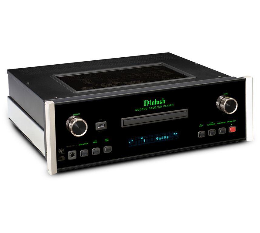 Проигрыватель CD/SACD McIntosh MCD600