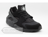 Nike Air Huarache Run Черные арт. S005 (36-45)
