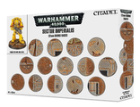 Warhammer 40000: Sector Imperialis 32mm Round Bases