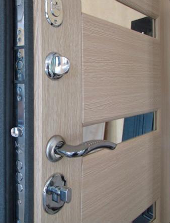 металлические двери люкс класса с высокой шумоизоляцией