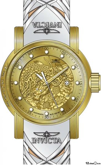 Часы Invicta S1 Yakuza Dragon 19546