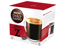 Капсулы Nescafe Dolce Gusto Zoega Mollbergs