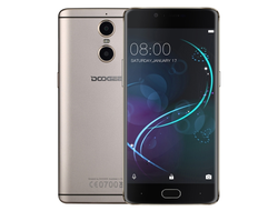 Смартфон Doogee Shoot1 2+16Gb двойная камера 5.5 дюйма FHD 2 ГБ + 16 ГБ LTE мобильные телефоны Android 6.0 MTK6737T 4 ядра 3300 мАч 2 sim