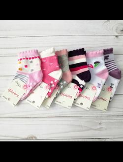 Носочки для малышей (Артикул 3583-Д)
