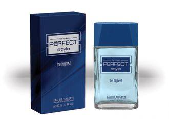 Perfect Style the Highest eau de toilette for men