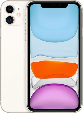 Apple iPhone 11 64gb White - MWLU2RU/A Ростест