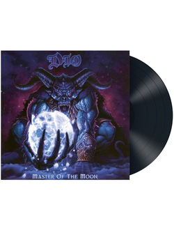 DIO - MASTER OF THE MOON LP
