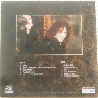 MARTY FRIEDMAN - Loudspeaker LP