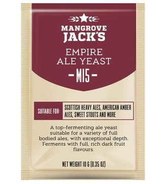 "Дрожжи ""Mangrove Jacks"" Empire Ale M15, 10 гр."