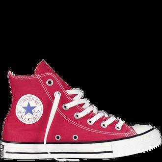 Красные высокие кеды Converse купить в Санкт-Петербурге   Фото ... 4041b634ba5