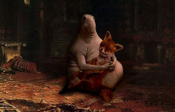 свадьбу картинка ждуна и лиса зеллвегера