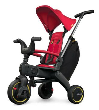 Doona Liki Trike S3 Flame Red