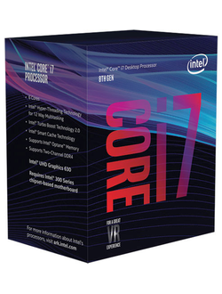 Процессор Intel Core I7-8700K BOX (без кулера)