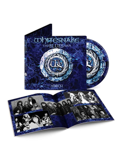 WHITESNAKE - The Blues Album - MMXXI CD