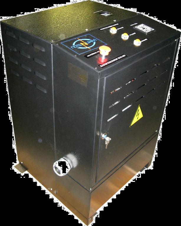 Парогенераторы строительные электрические